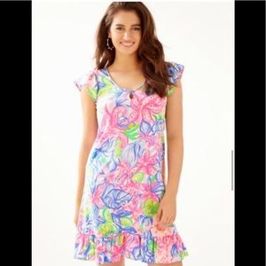 REJINA DRESS BY LILLY PULITZER